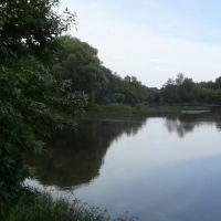 Прорыво - залив образовавшийся после давнего большого половодья на Дону, Боковская