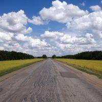 2012-07-01 Road & Sky, Боковская