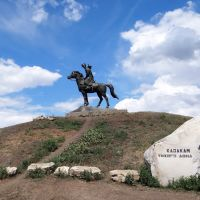 2012-07-01 Monument to cossacks of Silent Don, Боковская