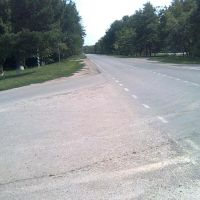 Трасса Пятая Улица (2011). Fifth Street Highway (2011), Большая Мартыновка