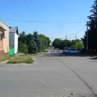 Ул. Ковалева. Street. Kovalev, Большая Мартыновка
