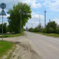 Трасса К Новому Мосту. The route to the new bridge, Большая Мартыновка