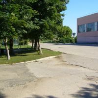 Пришкольная Площадка. School playgrounds Playground, Большая Мартыновка