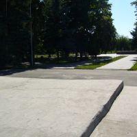 Возле Памятника Ленину. Near the monument to Lenin, Большая Мартыновка