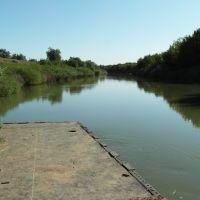 Речная Гладь 2012, The river smooth surface, Большая Мартыновка
