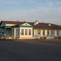 Музей-заповедник, Вешенская