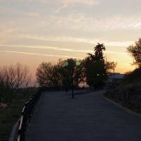 Закат, Вешенская