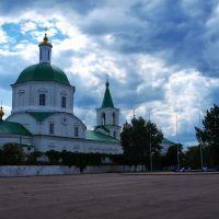 станица Вёшенская, Церковь Михаила Архангела, Вешенская