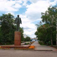 станица Вёшенская, Ленин, Вешенская