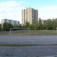 Школьное футбольное поле, Волгодонск