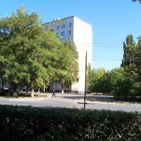 Улица Энтузиастов, Волгодонск