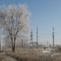 Вид на Атоммаш, Волгодонск
