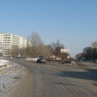 Перекрёсток: пр. Маркса - ул. маршала Кошевого, Волгодонск