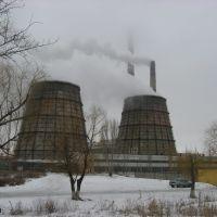 Градирни на ТЭЦ-2, Волгодонск