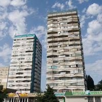 Городской вид, Волгодонск