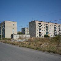 Окраина посёлка., Горняцкий