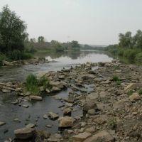 Старый крутинский мост, Горняцкий
