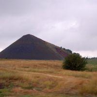 Терриконы около Шолоховского, Горняцкий