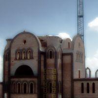 Строительство собора, Горняцкий