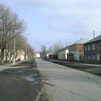 улица Ленинградская, Гуково