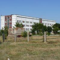 Корпус районной больницы., Гуково