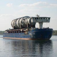 dry cargo carrier, Донской