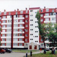 Отреставрированный дом после взрыва в 1999 году, Донской