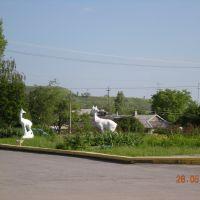 в центре Быстрогорска, Жирнов