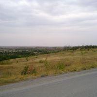 На пути в Жирнов, Жирнов