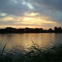Утро на Северском Донце, Заводской