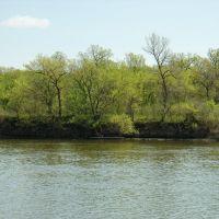 Река Донец. The river Donets., Заводской