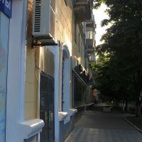 Переулок, Заводской