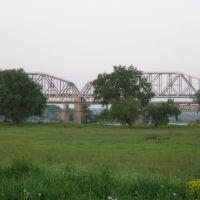 Ж.Д. мост, Заводской