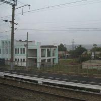 ст.Погорелово (вид из поезда), Заводской