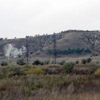 Крест на холме., Заводской