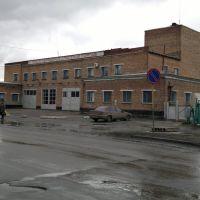 Пожарная станция, Зверево
