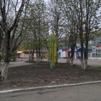 Подобие памятника, Зверево