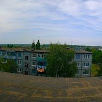 На крыше, Зверево
