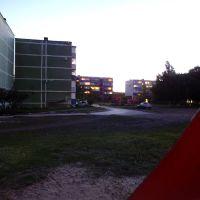 Ночь, Зверево