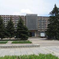 Центральный универмаг, Зерноград