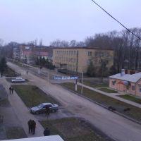 Центральная пешеходная ул,Ленина, Зерноград