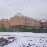 Строительство новой школы, Зерноград