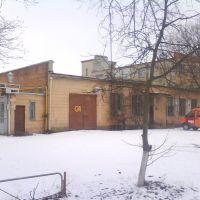 Горгаз (проходная), Зерноград