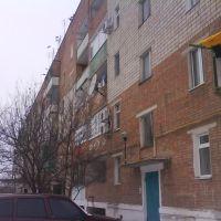 Один из домов в научном городке, Зерноград