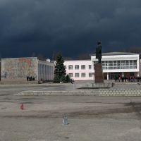 Зерноград, Зерноград
