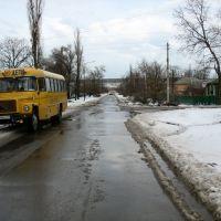 ст. Кагальницкая, Кагальницкая