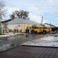 Кагальницкая, начальная школа, Кагальницкая