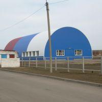 Новый школьный спортзал, Казанская