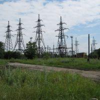 Электроподстанция, Каменоломни