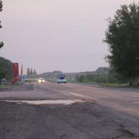 Выезд в сторону Новочеркасска, Каменоломни
